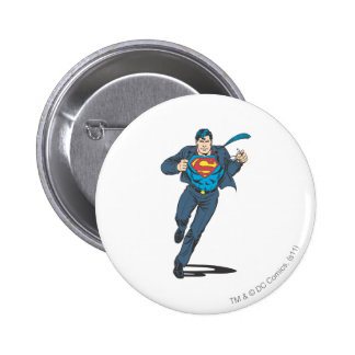 Superman 48 6 cm round badge