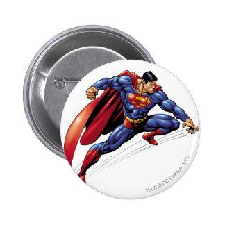Superman 5 6 cm round badge