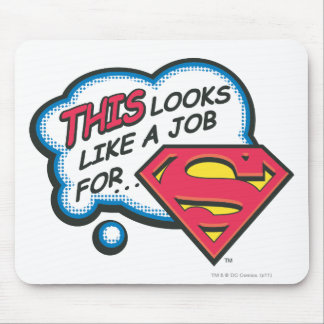 Superman 74 mousepads