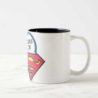 Superman 74 coffee mug