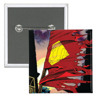 Superman #75 1993 button