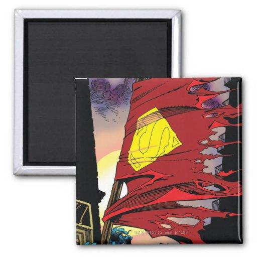 Superman #75 1993 refrigerator magnet