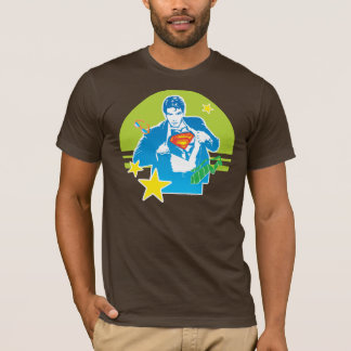 Superman 80's Style T-Shirt