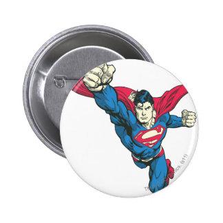Superman 83 6 cm round badge