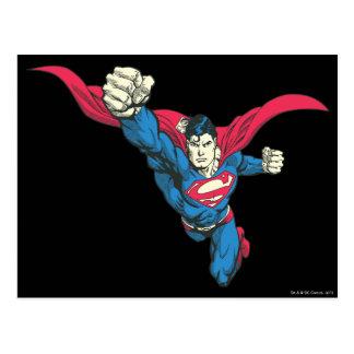 Superman 83 postcard