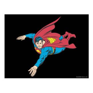 Superman 90 postcard