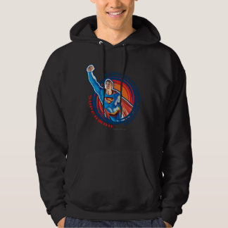 Superman A Never-ending Mission Hoodie