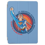 Superman A Never-ending Mission iPad Air Cover