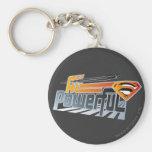 Superman All Powerful Key Chain