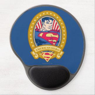 Superman American Hero Gel Mouse Pad