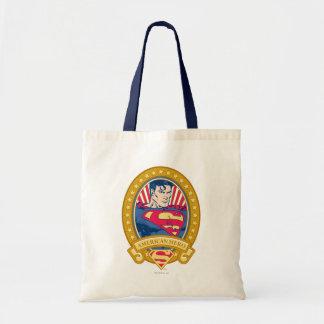 Superman American Hero Budget Tote Bag
