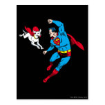 Superman and Krypto 2 Post Card