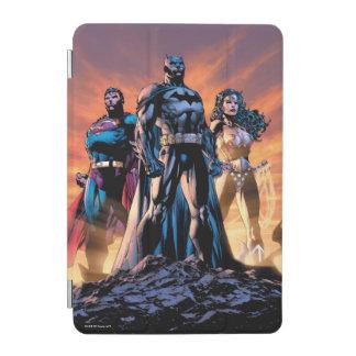 Superman, Batman, & Wonder Woman Trinity iPad Mini Cover