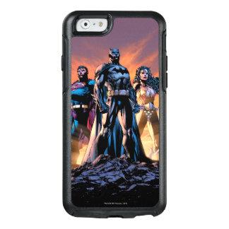 Superman, Batman, & Wonder Woman Trinity OtterBox iPhone 6/6s Case