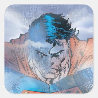 Superman - Blue Sticker