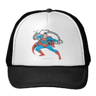 Superman Breaks Chains 2 Cap