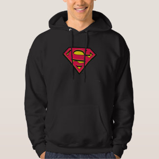 Superman Classic Logo Hoodies