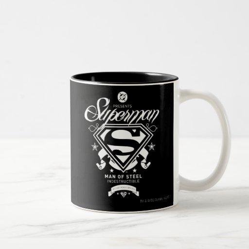 Superman Coat of Arms Coffee Mug