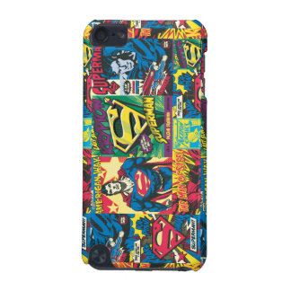 Superman Comic Panels iPod Touch 5G Cover