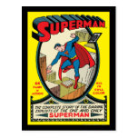 Superman (Complete Story) Post Cards