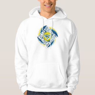 Superman Courage Strength Might Power Hoodie