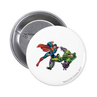 Superman Enemy 3 6 Cm Round Badge