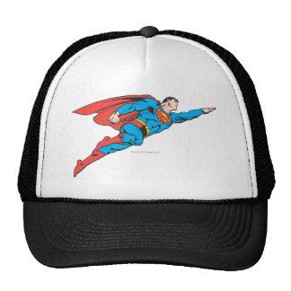 Superman Flying Right Trucker Hat