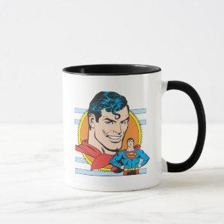 Superman Head Shot Mug