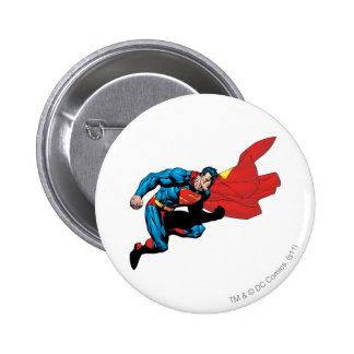 Superman in Shadow 2 6 Cm Round Badge