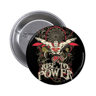 Superman - It's Showtime! Poster 6 Cm Round Badge