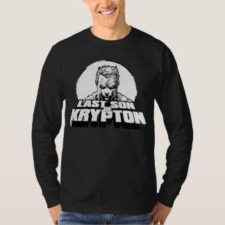 Superman Last Son of Krypton T-Shirt