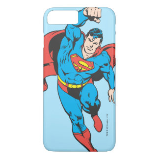 Superman Left Fist Raised iPhone 7 Plus Case