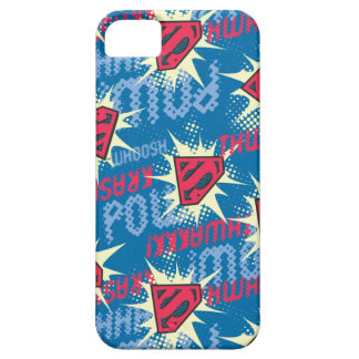 Superman Logo Pattern Case For The iPhone 5