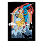 Superman & Lois in Yellow