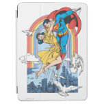 Superman & Lois in Yellow iPad Air Cover
