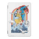 Superman & Lois in Yellow iPad Mini Cover