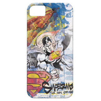 Superman Man of Steel iPhone 5 Cover