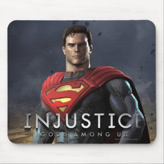 Superman Mouse Pad