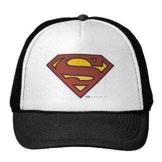 Superman S Sheild Trucker Hat