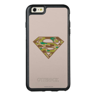 Superman S-Shield | Camouflage Logo OtterBox iPhone 6/6s Plus Case