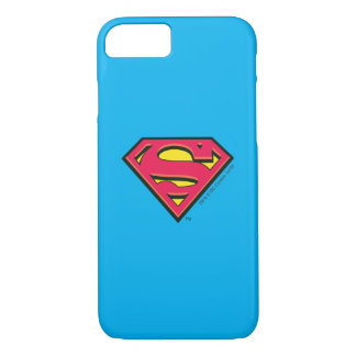 Superman S-Shield | Classic Logo 3 iPhone 7 Case