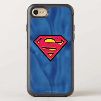 Superman S-Shield | Classic Logo OtterBox Symmetry iPhone 7 Case