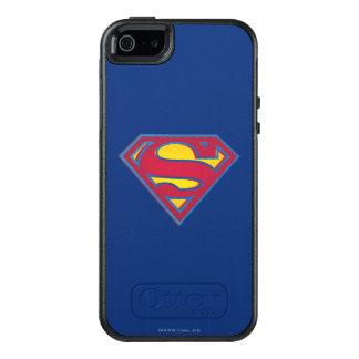 Superman S-Shield | Dot Logo OtterBox iPhone 5/5s/SE Case