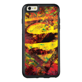 Superman S-Shield | Grunge Logo OtterBox iPhone 6/6s Plus Case