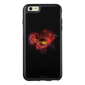 Superman S-Shield | Painted Logo OtterBox iPhone 6/6s Plus Case