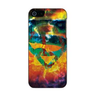 Superman S-Shield | Peace Stamped Logo Incipio Feather® Shine iPhone 5 Case