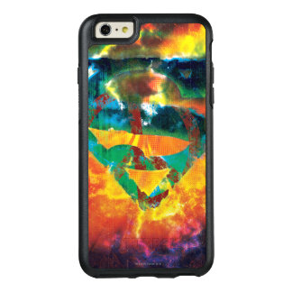 Superman S-Shield | Peace Stamped Logo OtterBox iPhone 6/6s Plus Case
