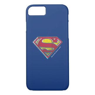 Superman S-Shield | Printed Logo iPhone 7 Case