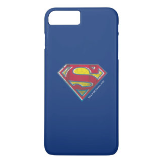 Superman S-Shield | Printed Logo iPhone 7 Plus Case