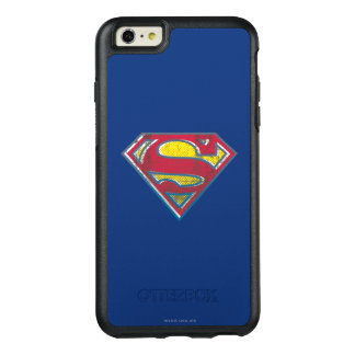 Superman S-Shield | Printed Logo OtterBox iPhone 6/6s Plus Case
